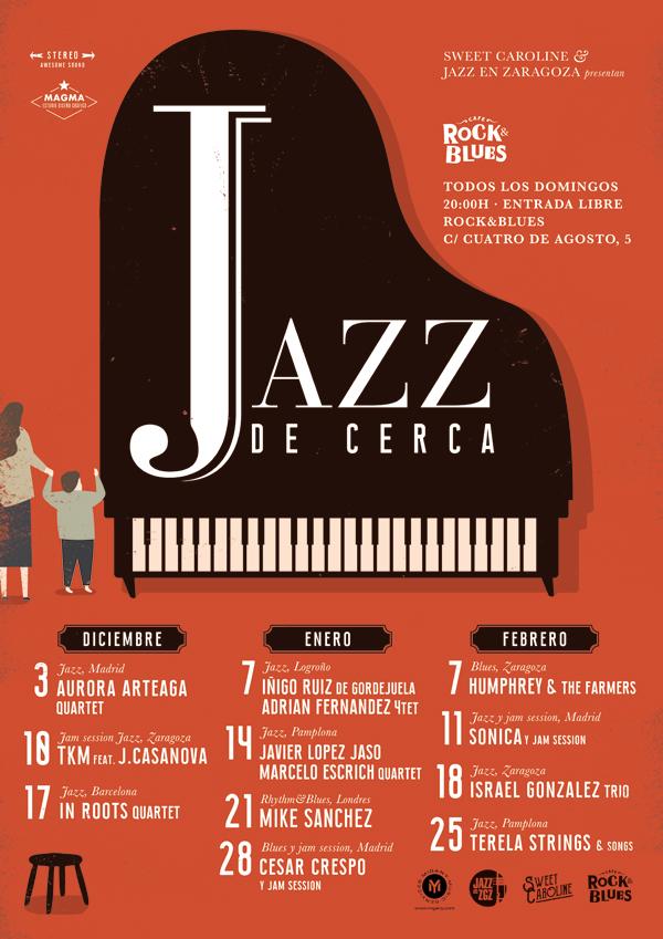 Jazz cerca zaragoza