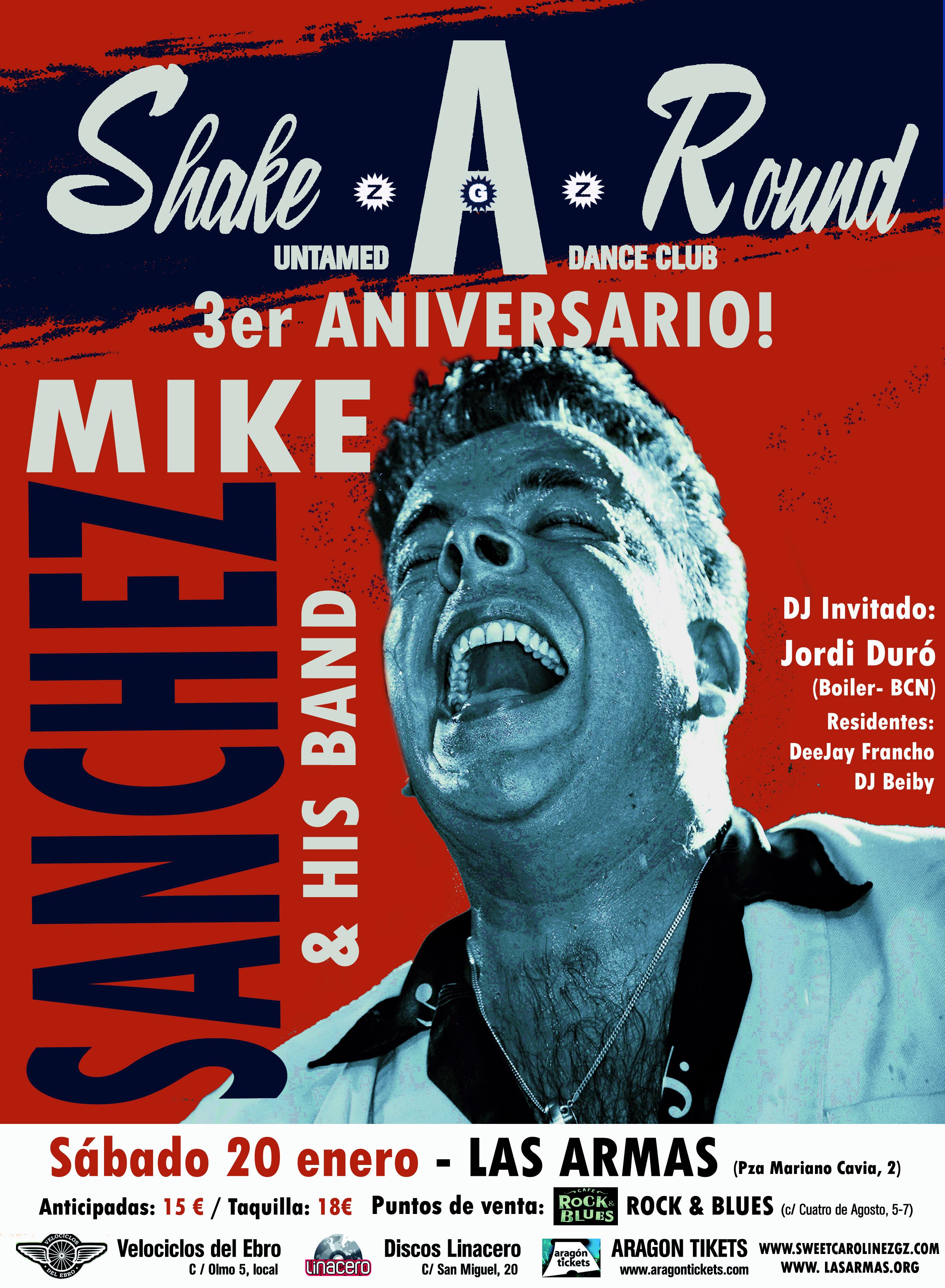 mike sanchez