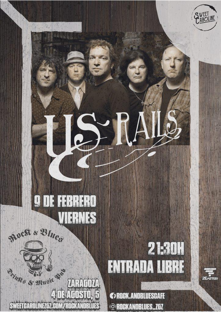 us rails folk rock zaragoza
