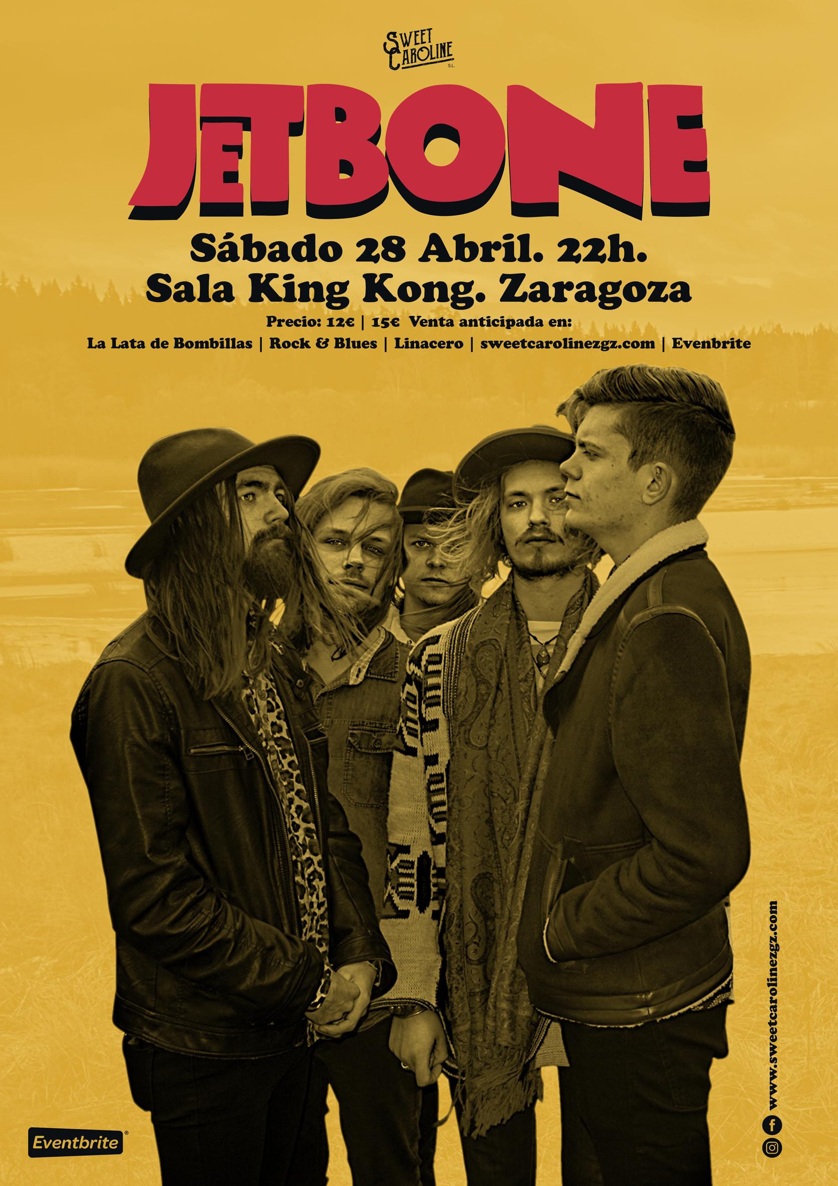 Concierto Rocknroll Zaragoza