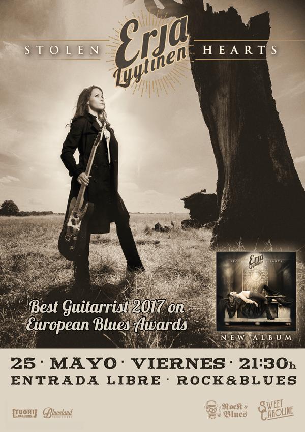Concierto Blues Zaragoza